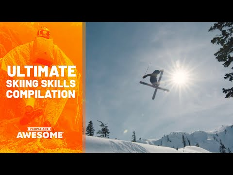 Skiing & Shredding the Slopes | Ultimate Compilation