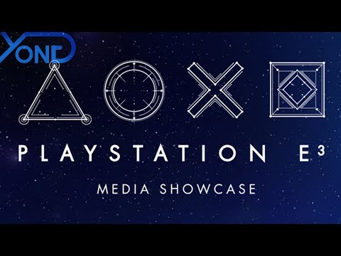 PlayStation E3 2018 Press Conference Live with YongYea