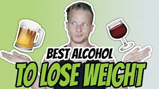 Which Alcohol Is Good For Weight Loss? (LOWEST CALORIE ALCOHOL DRINKS) | LiveLeanTV