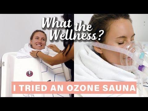 Ozone Sauna | What the Wellness | Well+Good