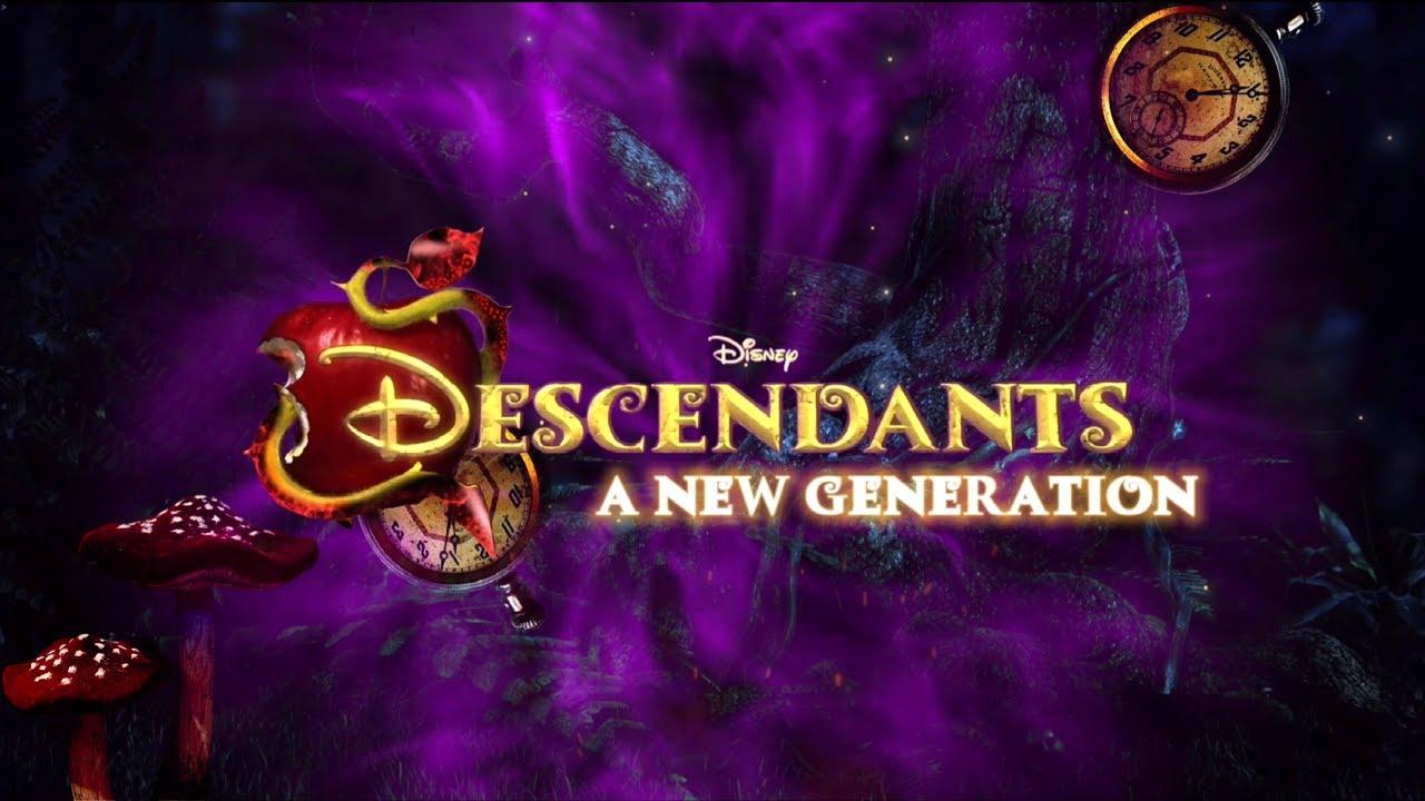 Download Descendants 4   Teaser