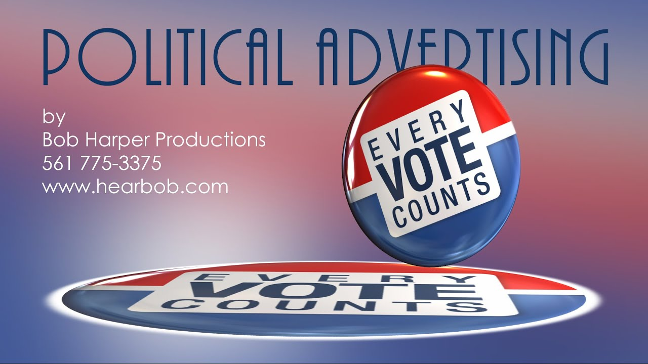 Campaign Advertising - Requirements & Restrictions