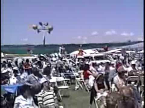 Redding Airshow 1988