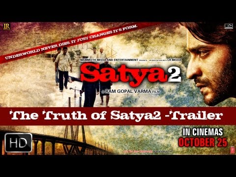Satya 2 is listed (or ranked) 29 on the list The Best Movies Directed by Ram Gopal Varma