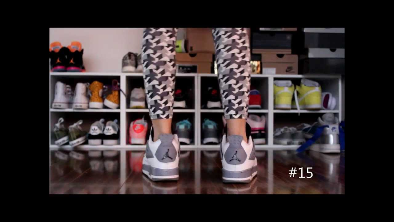d38afccd3960 My Sneaker Collection - YouTube