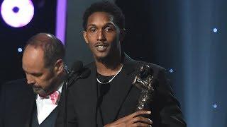Lou Williams Wins Sixth Man of the Year Award - 2018 NBA Awards