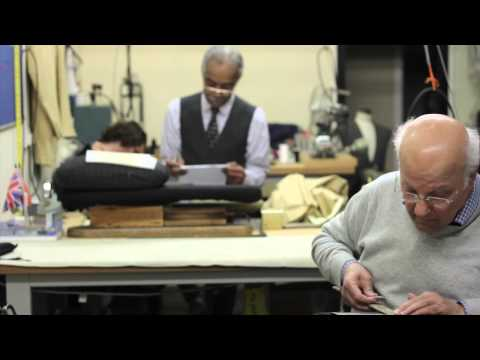 Tailored Stories - An Oral History of Savile Row