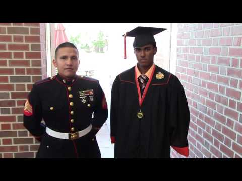 CHT II Pacific Law Academy 2014 Graduation Ceremony.with.Sgt.Serrano.mp4