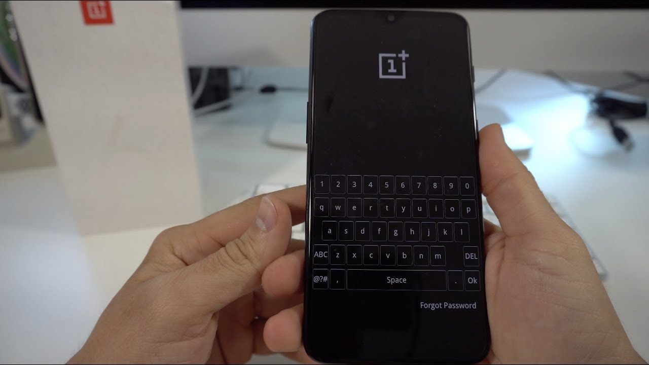 How To Factory Reset OnePlus 6T - Hard Reset
