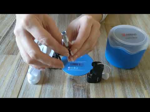 Atman Lucky Bear CBD Vaporizer - What's in the box and instructions on usage