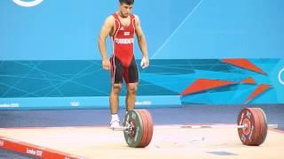 Daniyar Ismayilov ( Turkmenistan). London 2012 Olympics