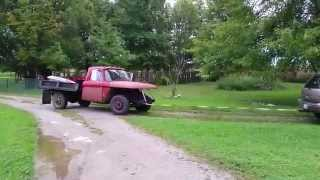 1966 Ford F350 Dump Truck, #1 (New Project)