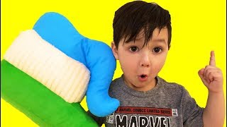 This Is The Way We Brush Our Teeth - Nursery Rhyme Song by Joey Toys