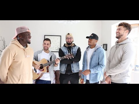 Maroon 5 - What Lovers Do (Video) Rak-Su Cover