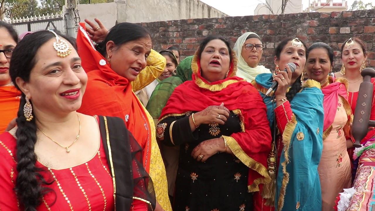 Nanki Shakk   Punjabi Culture   Heritage   Wedding Shoot