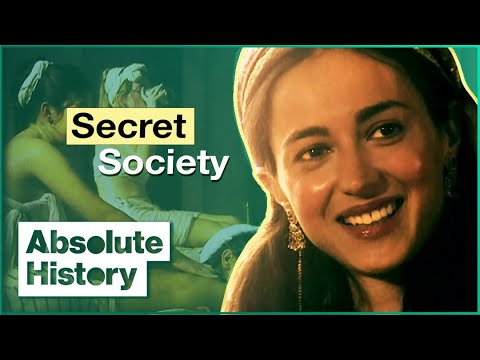 Download The Secret Society of The Harem | The Hidden World Of The Harem | Absolute History