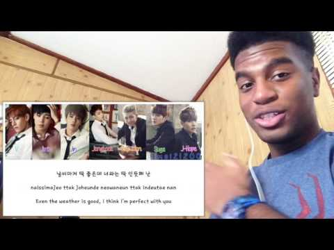 BTS - Miss Right Reaction