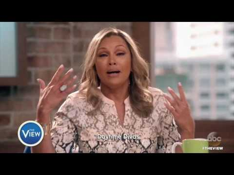 Star Jones, Vanessa Williams Talk 'Daytime Divas' | The View