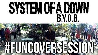 Drum Cover Ga Niat 4 System Of A Down B Y O B by R Wiryawan FUNCOVERSESSION
