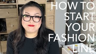 Starting A Fashion Company: Asking Yourself the Big Questions