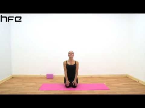 Yoga Poses Simhasana (Lion's Breath Pose)