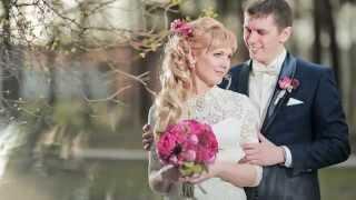 Свадьба Алексея и Елены 29 апреля 2015 года.