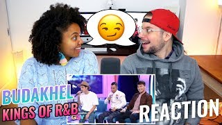 Budakhel Live - Bugoy, Daryl, Khel, The New Kings of R&B | REACTION