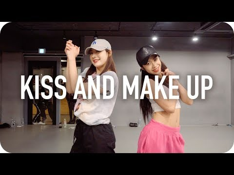 Kiss And Make Up - Dua Lipa & BLACKPINK / Minyoung Park X Yoojin Kim Choreography