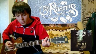 The Rasmus In The Shadows Guitar Cover