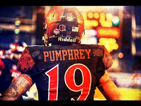 Donnel Pumphrey 2016 SDSU Highlights - Fly Sh!t Only