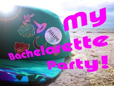 My Bachelorette Party - Orlando, Florida + Tampa, Florida