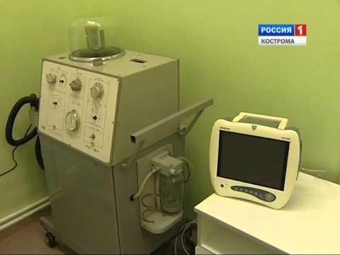 В Костромской ЦРБ после капитального ремонта открылось инфекционное отделение