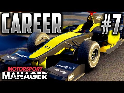 CAN HE DO IT ON THE LAST LAP?! - Motorsport Manager PC Career FULL GAME Part 7