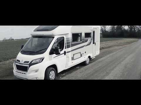 Auto-Sleeper Broadway EB 2018 - Peugeot Coachbuilt Motorhome
