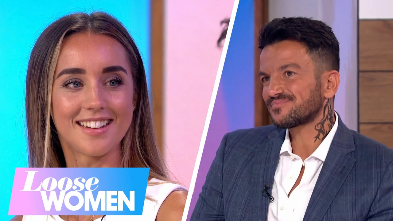 Peter Andre Reveals The Moment He Knew He Was Falling For Emily | Loose Women