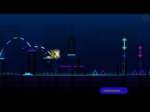 Simple Level (Harder) By:Makenzy [1 Coin] {Geometry Dash 2.11}