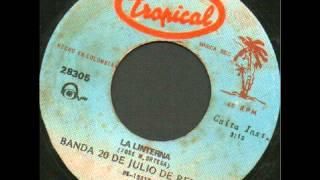 Banda 20 de Julio de Repelon - La Linterna - Tropical.wmv