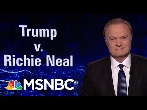 Donald Trump Lawyer Threat On Tax Returns \'Didn\'t Really Say Anything\' | The Last Word | MSNBC