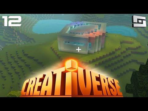 Creativerse Gameplay - BUNKER THING! ( Let's Play E12 )