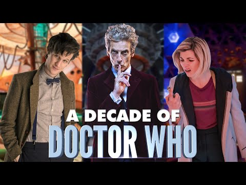 A Decade Of Doctor Who (2010-2019)