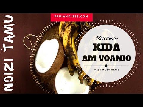 Ndizi za tamu (kida am voanio) - Easiest yummy dessert ever !!!! (vegan friendly)