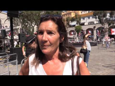 Gibraltar reacts to news David Cameron has cancelled rally