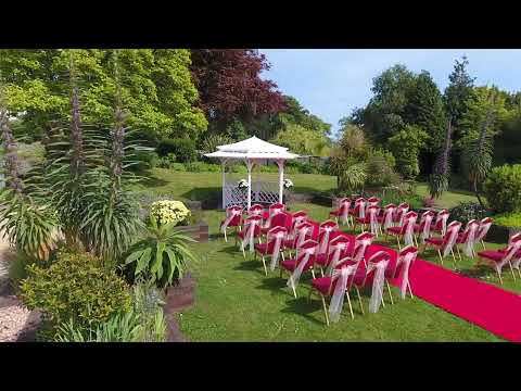 The NEW Wedding Gazebo at the TLH Toorak Hotel, great new wedding venue