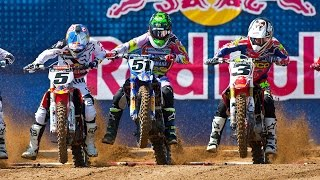 2015 GoPro Hangtown Motocross Classic Race Highlights