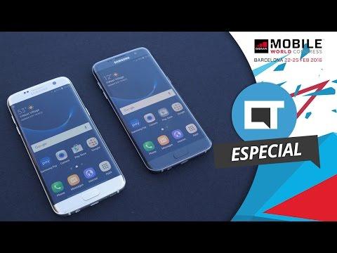 Galaxy S6 VS Galaxy S7 [Comparativo | MWC 2016]