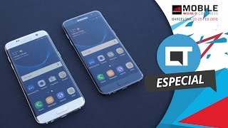 Galaxy S6 VS Galaxy S7 [Comparativo | MWC 2016]