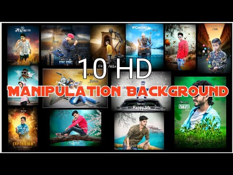10 HD Manipulation Background for picsart photoshop editing