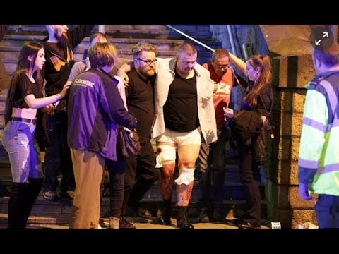 Several People DEAD after Explosions at Ariana Grande Concert in England