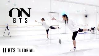 [TUTORIAL] BTS (방탄소년단) - 'ON' - Dance Tutorial - CHORUS EXPLANATION