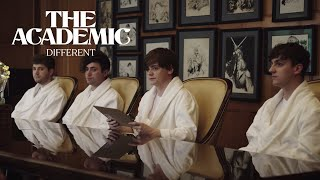 The Academic - Different (Official Video) thumbnail